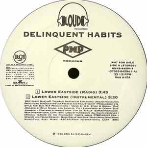 Delinquent Habits - Lower Eastside Album