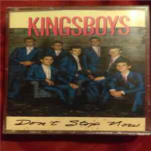 The Kingsboys - Don't Stop Now Album