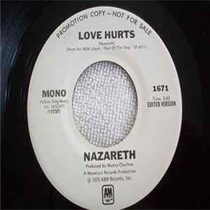 Nazareth - Love Hurts Album